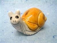lumaca ceramica